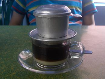 coffee in hue 4000 dong