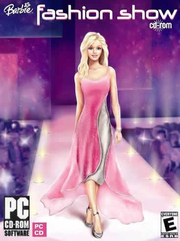 Barbie Fashion Show Games