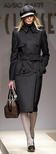 Milan Fashion Week FALL 2009 is On!