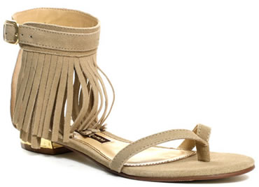 Fringe Shoes at Large This 2009, Who's Looking For It?
