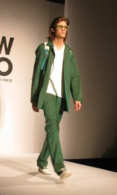 Men's Fashion on Japan's Fashion Week