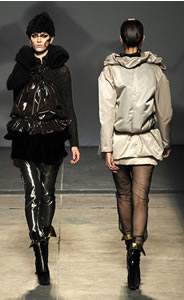 Barcelona Fashion Week Fall 2009