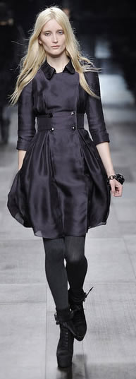 Burberry Prorsum Fall 2009 Collection