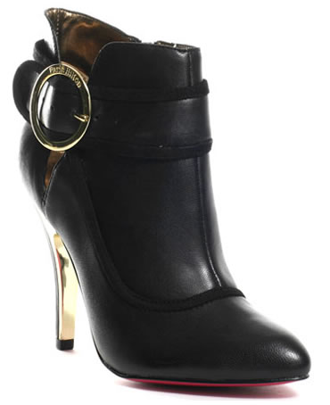 Paris Hilton's Stylish Boots