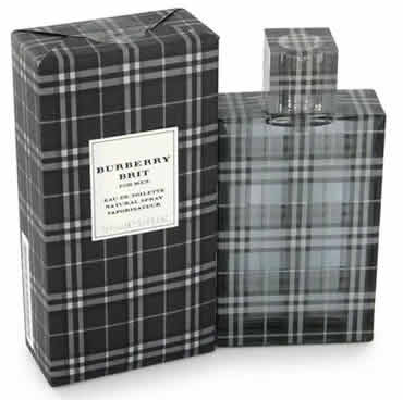 Are Your Men's Perfume and Colognes Smell Good Enough?:BURBERRY