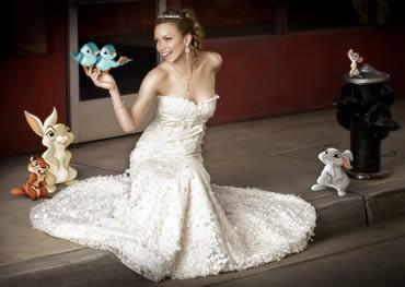 Fairytale Disney Wedding Dresses Come To Life