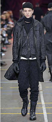 Men's Fashion Trends for 2009:LANVIN