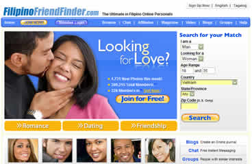 Pinoy Friend Finder