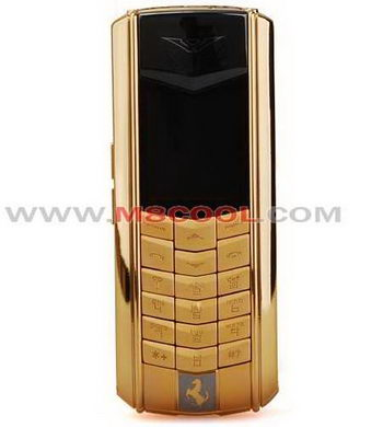 Who Thought Vertu Ferrari Phone Wouldn't Get Faked?