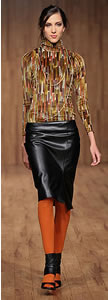 Ethnic and Leather