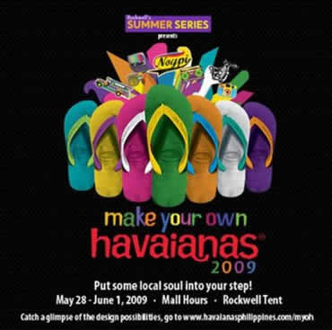 Make Your Own Havaianas Flip Flops