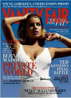 Jessica Simpson's Vanity Fair Cover Controversy