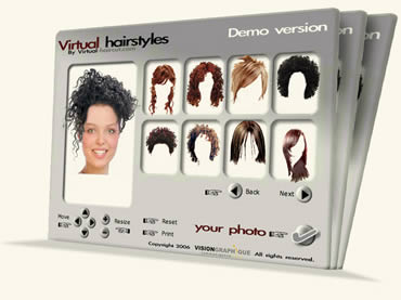 Virtual Hairstyle 2