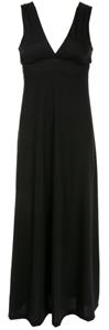 Black Maxi Summer Dress