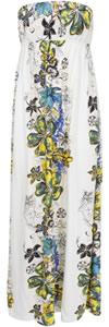 Tube Floral Summer Dress