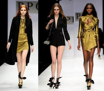 PPQ's Golden Fall Collection 2010