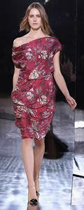 Elegant Nicole Farhi-London Fashion Week Fall 2010