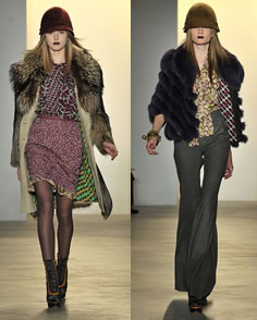 NY Fashion Week Fall 2010 - Peter Som