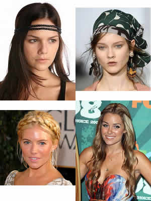 6 Cool Summer Hairstyles