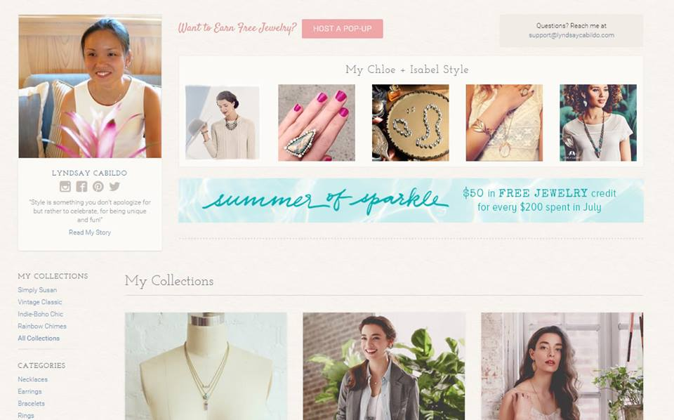 My Chloe and Isabel Boutique