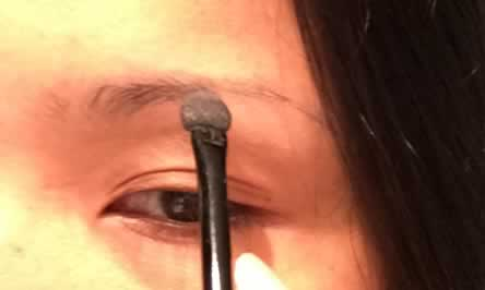 eyebrow makeup