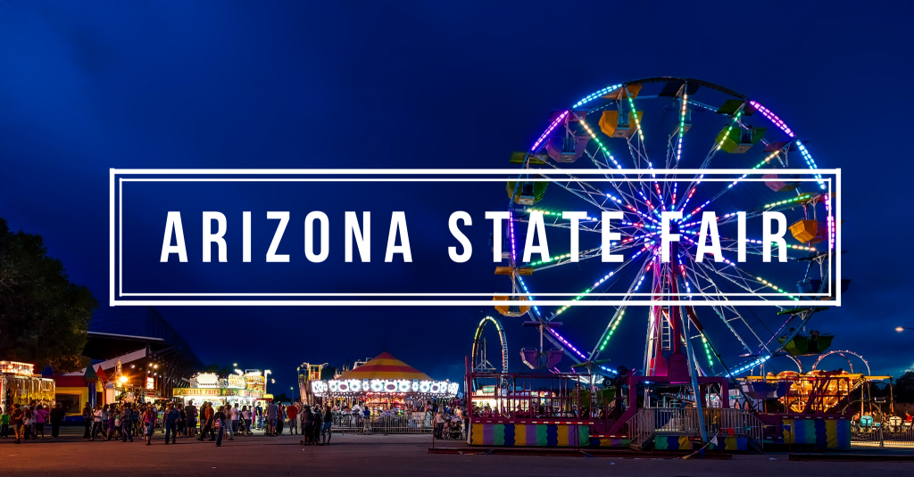 Arizona State Fair, A Short Affair To Remember